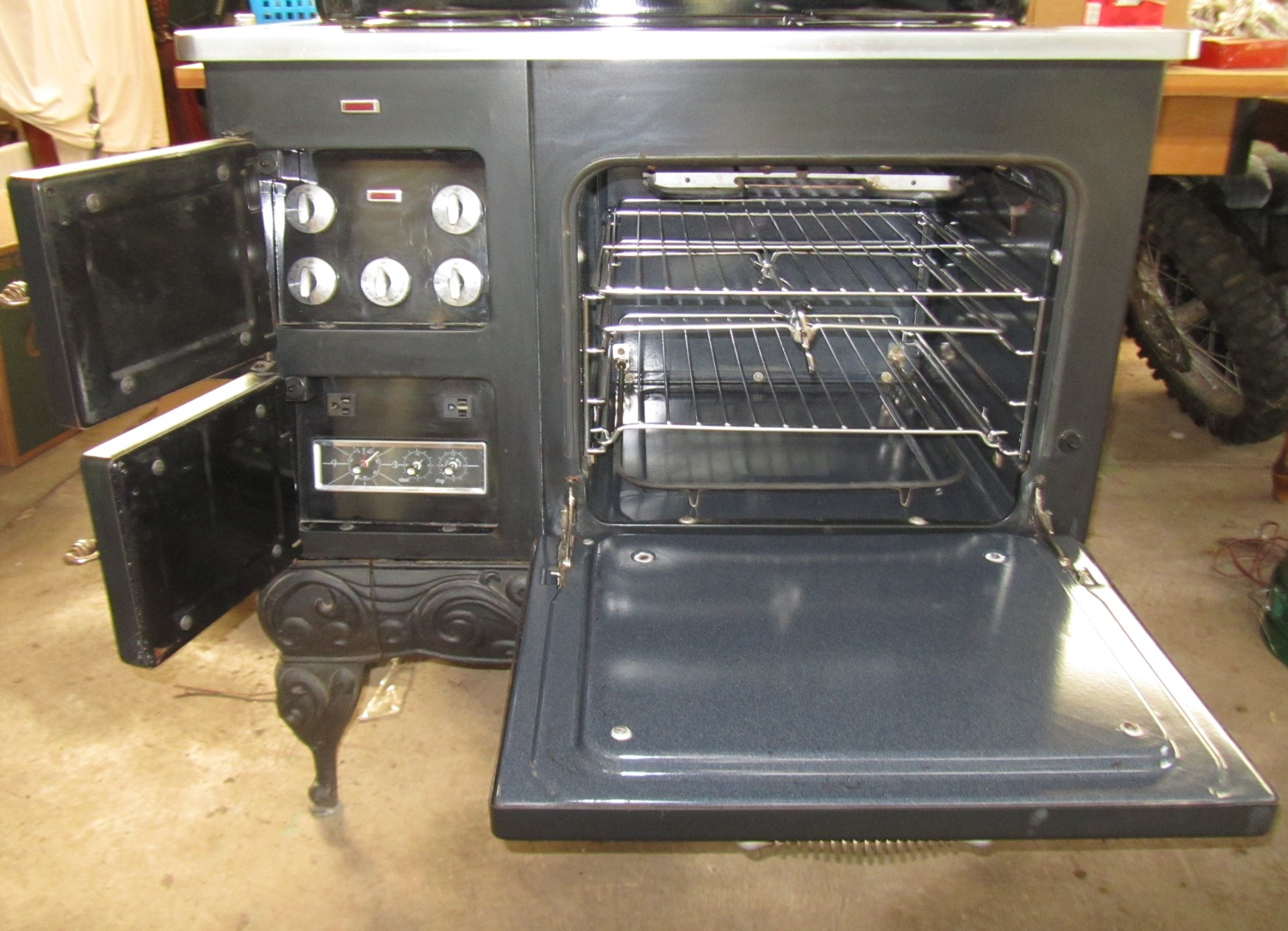 Exceptionnel Kitchen Stove New